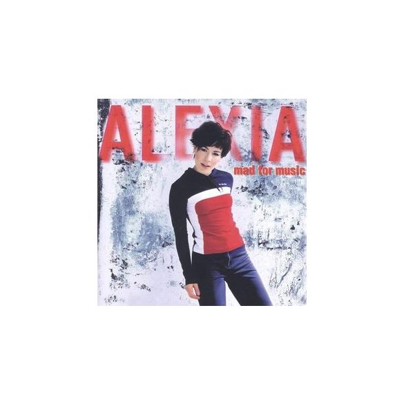 ALEXIA - Mad For Music CD