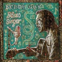 BUDDY GUY - Blues Singer / vinyl bakelit / 2xLP