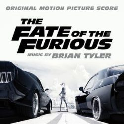 FILMZENE - Fate Of The Furious / vinyl bakelit / LP