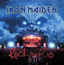 IRON MAIDEN - Rock In Rio / vinyl bakelit / 3xLP