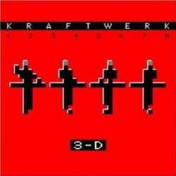 KRAFTWERK - 3-D The Catalogue / vinyl bakelit / 2xLP
