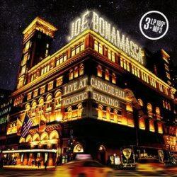JOE BONAMASSA - Live At Carnegie Hall An Acoustic Evening / vinyl bakelit / 3xLP