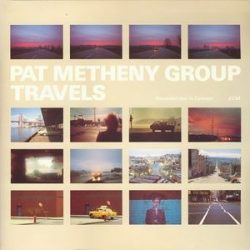 PAT METHENY - Travels / vinyl bakelit / 2xLP