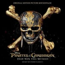 FILMZENE - Pirates Of Caribbean Dead Men Tell No Tales CD