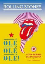 ROLLING STONES - Ole Ole Ole DVD