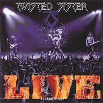 TWISTED SISTER - Live At Hammersmith / 2cd / CD