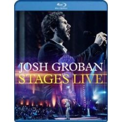 JOSH GROBAN - Stages Live BRD