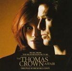 FILMZENE - Thomas Crown Affair CD