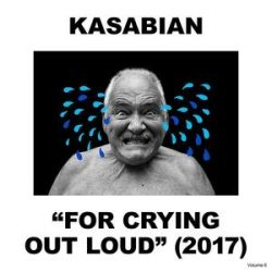 KASABIAN - For Crying Out Loud / vinyl bakelit / LP