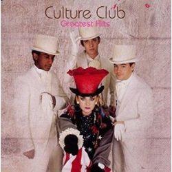 CULTURE CLUB - Greatest Hits / cd+dvd / CD