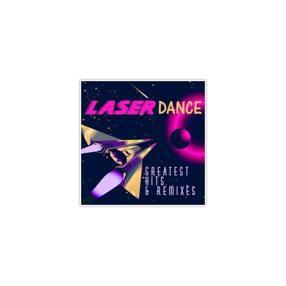 LASERDANCE - Greatest Hits & Remixes / vinyl bakelit / LP