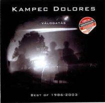 KAMPEC DOLORES - Válogatás 1986-2003 CD