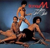 BONEY M - Love For Sale / vinyl bakelit / LP