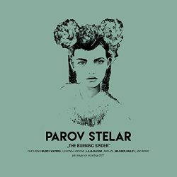 PAROV STELAR - Burning Spider CD