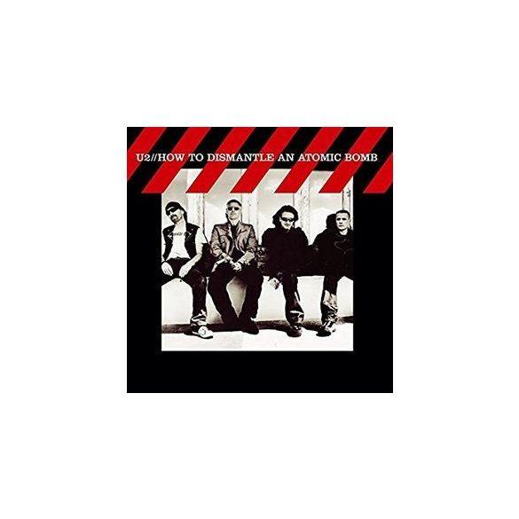 U2 - How To Dismantle An Atomic Bomb / vinyl bakelit / LP