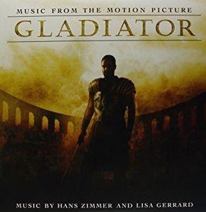 FILMZENE - Gladiator / vinyl bakelit / 2xLP