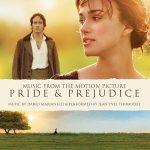 FILMZENE - Pride & Prejudice / vinyl bakelit / LP