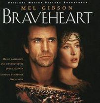 FILMZENE - Braveheart / vinyl bakelit / 2xLP