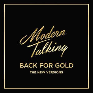 MODERN TALKING - Back For Gold / vinyl bakelit / LP