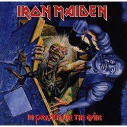 IRON MAIDEN - No Prayer For The Dying / vinyl bakelit / LP