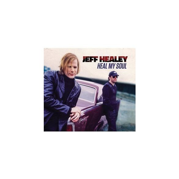 JEFF HEALEY - Heal My Soul / vinyl bakelit / 2xLP