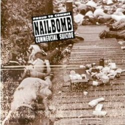 NAILBOMB - Proud To Commit / limitált színes vinyl bakelit / LP