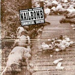 NAILBOMB - Proud To Commit / limitált színes vinyl bakelit / LP