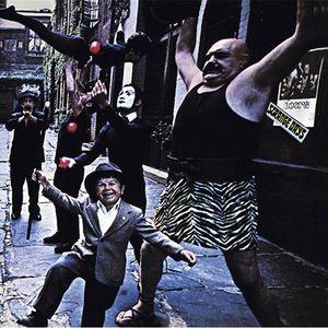 DOORS - Strange Days / stereo vinyl bakelit / LP
