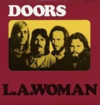 DOORS - L.A. Woman / vinyl bakelit / LP