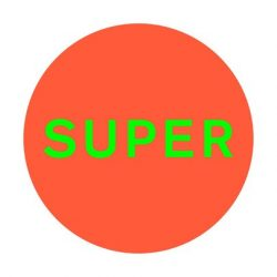 PET SHOP BOYS - Super / vinyl bakelit / LP