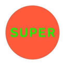 PET SHOP BOYS - Super / limitált színes vinyl bakelit / LP
