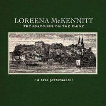 LOREENA MCKENNITT - Troubadours On The Rhine / vinyl bakelit / LP