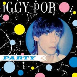 IGGY POP - Party / vinyl bakelit / LP