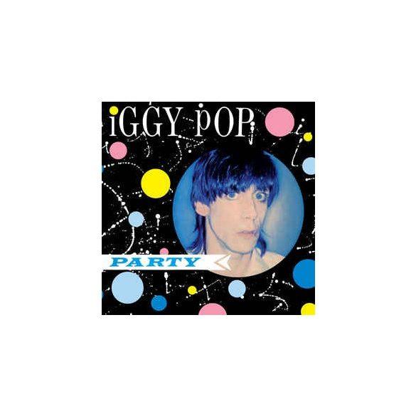 IGGY POP - Party / vinyl bakelit / LP