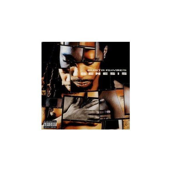 BUSTA RHYMES - Genesis / vinyl bakelit / 2xLP