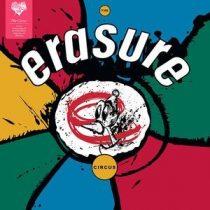 ERASURE - Circus / vinyl bakelit / LP