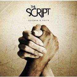 SCRIPT - Science & Faith / vinyl bakelit / LP