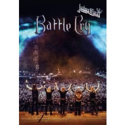 JUDAS PRIEST - Battle Cry Live At Wacken 2015 DVD