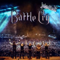 JUDAS PRIEST - Battle Cry Live At Wacken 2015 CD