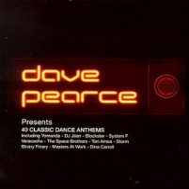VÁLOGATÁS - Dave Pearce Presents 40 Classic Dance Anthems / 2cd / CD
