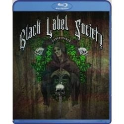BLACK LABEL SOCIETY - Unblackened / blu-ray / BRD