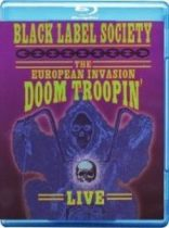 BLACK LABEL SOCIETY - Doom Troopin' Live / blu-ray / BRD
