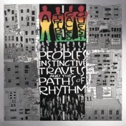 A TRIBE CALLED QUEST - People's Instinctive Travels And The Paths Of Rhythm / vinyl bakelit / 2xLP