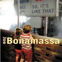 JOE BONAMASSA - So It's Like That / vinyl bakelit / LP