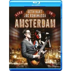 BETH HART & JOE BONAMASSA - Live In Amsterdam / blu-ray / BRD