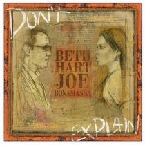 BETH HART & JOE BONAMASSA - Don't Explain / vinyl bakelit / LP
