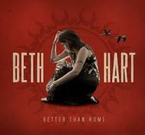 BETH HART - Better Than Home / limitált színes vinyl bakelit / LP