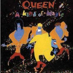 QUEEN - A Kind Of Magic / vinyl bakelit / LP