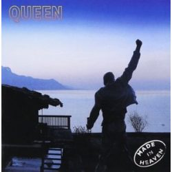 QUEEN - Made In Heaven / vinyl bakelit / 2xLP