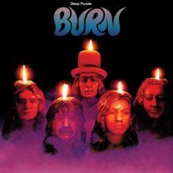 DEEP PURPLE - Burn / vinyl bakelit / LP